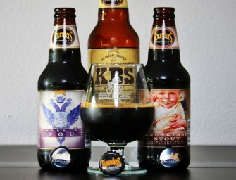 Founders Brewing KBS Returns in March