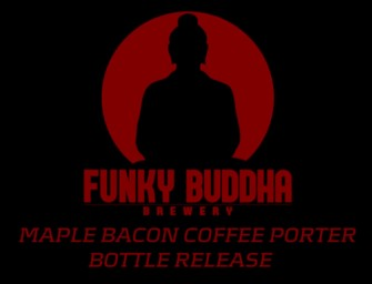 Funky Buddha Maple Bacon Coffee Porter Bottle Release (Video)