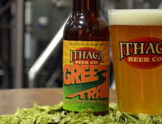 Ithaca Beer Green Trail Easy-Drinking India Pale Ale Release Details