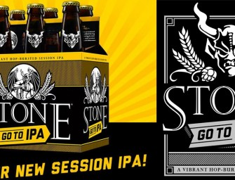 Stone Brewing Go To IPA Release March 3rd