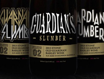 Stone Brewing Guardians Slumber Barrel Aged Barley Wine