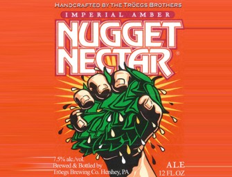 Troegs Nugget Nectar 22oz Bombers Coming In Feb