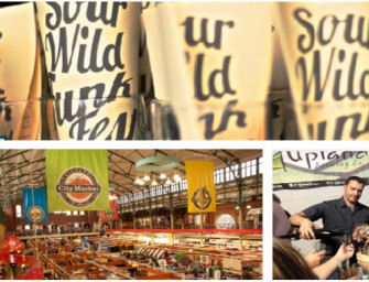Upland Brewing Sour Wild Funk Fest Event Details