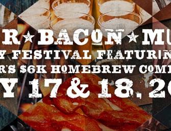 Beer Bacon Music Festival