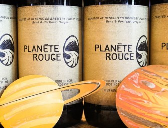 Deschutes Planete Rogue Sour Blend