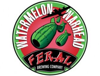 Feral Brewing Watermelon Warhead Sour Weisse