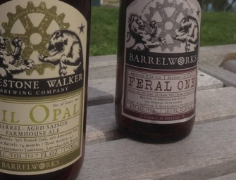 Firestone Walkers Barrelworks Lil Opal Release April 19th