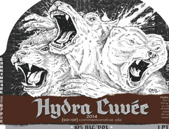 Firestone Walker Flying Dog Hydra Cuvee Collaboration