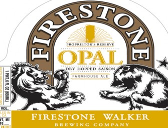 Firestone Walker Adds Opal Saison To Proprietors Reserve Series