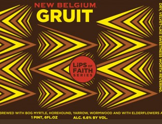 New Belgium RyePA & Lips Of Faith Gruit Ale Details
