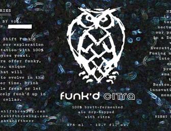 Night Shift Brewing Funkd Citra & Citranation Release Details