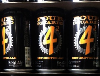 Real Ale 4 Squared Going Year Round In April