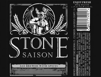 Stone Brewing Changes It Up A New Saison Coming Soon