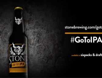 Stone Brewing Go To Session IPA (Video)