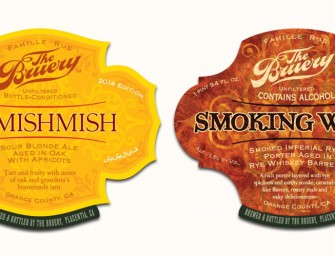 The Bruery Filmishmish & Smoking Wood Return