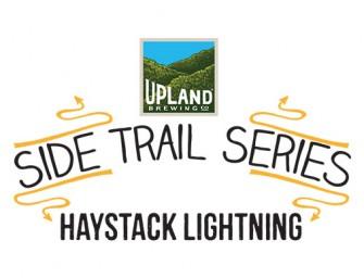 Upland Brewing Haystack Lightning American Wheat