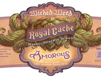 Wicked Weed Amorous Sour IPA Release Details