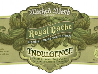 Wicked Weed Indulgence 100% Brett Strong Release Details