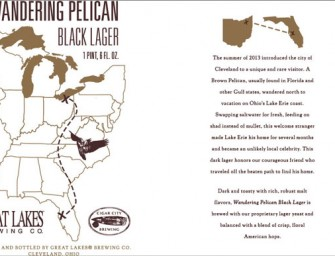 Cigar City Great Lakes Wandering Pelican Release Details