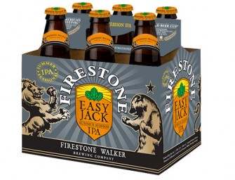 Firestone Walker Easy Jack Session IPA Joins The Jack Lineup