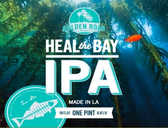 Golden Road Heal The Bay Release Details