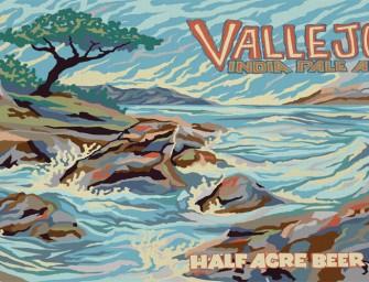 Half Acre Vallejo IPA Release Details