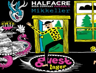 Half Acre Mikkeller Guest Lager Returns April 4th