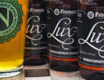 Ninkasi Brewing Lux German Style Helles Lager