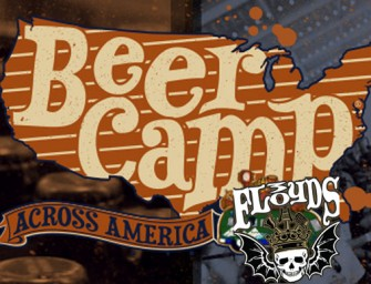Beer Camp Across America Brewer Shorts 3 Floyds