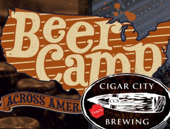 Beer Camp Across America Brewer Shorts Cigar City