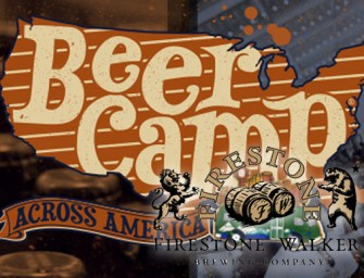 Beer Camp Across America Brewer Shorts Firestone Walker