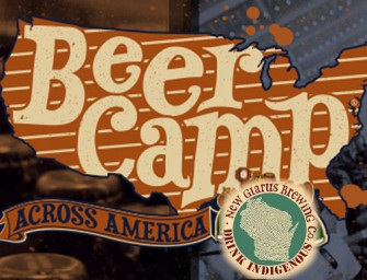 Beer Camp Across America Brewer Shorts New Glarus