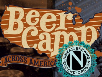 Beer Camp Across America Brewer Shorts Ninkasi