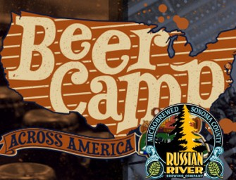Beer Camp Across America Brewer Shorts Russian River