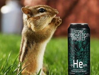 Stone Brewing Stochasticity crHeam Ale (Video)
