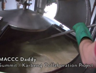 Summit Brewing Karben4 Brewing MACCC Daddy Video