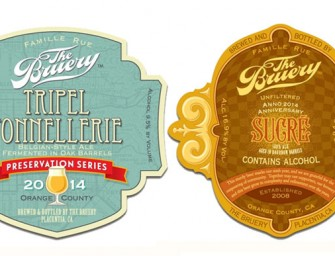 The Bruery Sucre And Tripel Tonnellerie Release Details