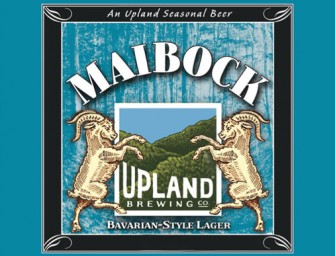 Upland Brewing Maibock Release April 19th