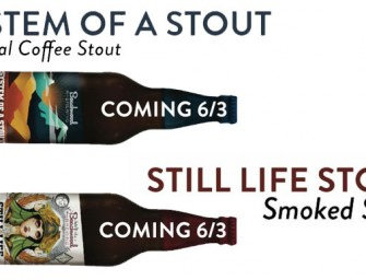 Beachwood System of a Stout, Still Life Stout Release June 3rd