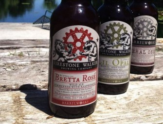 Firestone Walker Barrelworks Bretta Rose Raspberry Weisse