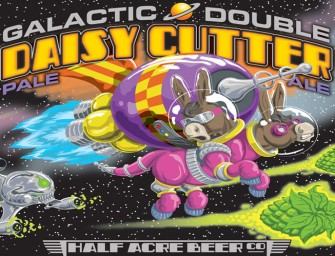 Half Acre Galactic Double Daisy Cutter Returns May 2nd
