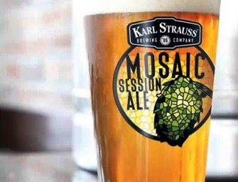 Karl Strauss Mosaic Session Ale Release Details
