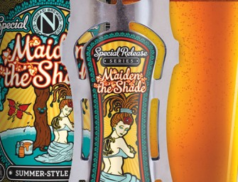 Ninkasi Brewing Maiden the Shade Special Release Series