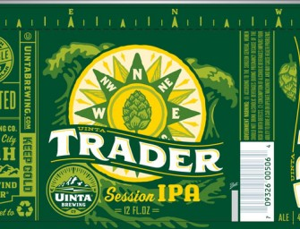 Uinta Brewing Cans Trader Session IPA