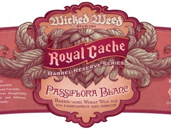 Wicked Weed Passiflora Blanc And Oblivion Release May 25th