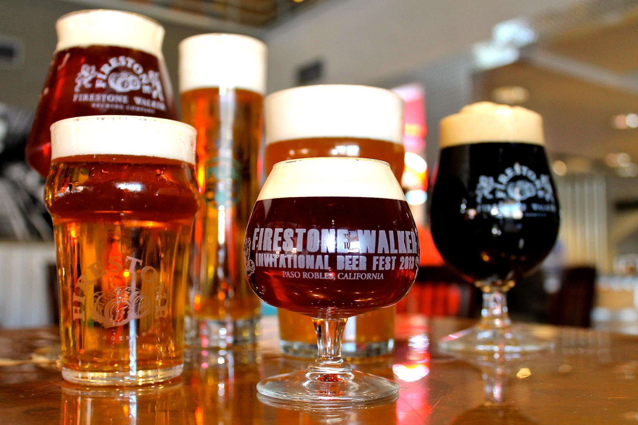 2014 Firestone Walker Invitational Beer Festival