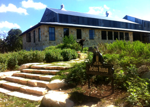 Jester King is officially a Brewpub