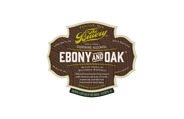 The Bruery – Ebony & Oak Sales and Deliveries on Hold