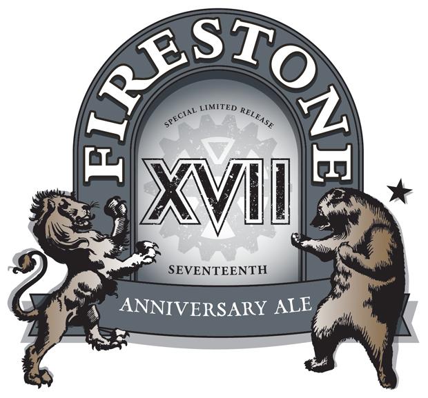 Firestone's XVII Anniversary Party tickets on sale Oct 1st