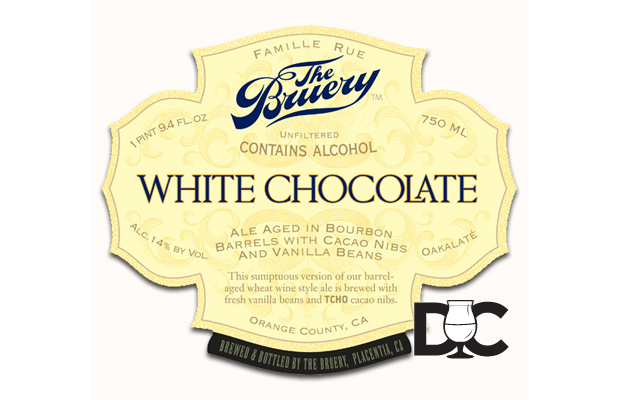 The Bruery stops White Chocolate sales to determine possible infection